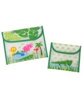 iPlay On Safari Reusable Snack Bag 2 pack  (12 mos+)