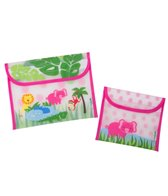 iPlay On Safari Reusable Snack Bag 2 pack  (12 mos+)
