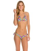 Arena Watercolor Triangle Bikini Swimsuit Set