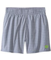 Arena Yarn Dyed Check Swim Trunk