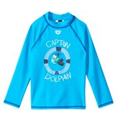 Arena Water Tribe Boys L/S Swim Shirt