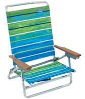 Rio Brands Classic 5-Position Beach Chair