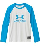 Under Armour Boys' Slasher L/S Surf Tee (6-20)