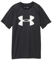 Under Armour Boys' Tech Big Logo S/S Tee (6yrs-20yrs)