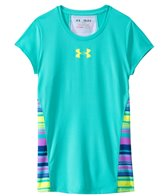 Under Armour Girls' Alpha S/S Top (6yrs-20yrs)