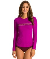 Carve Designs Women's Sunset Rashguard