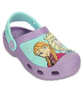 Crocs Girls' Frozen Clog