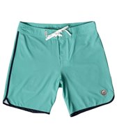 United By Blue Men's Kingfisher Boardshort