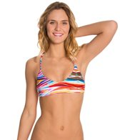 Raisins Tribal Wave Macrame Bra Top