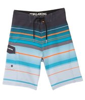 Billabong Boys' All Day X Stripe Boardshort (8yrs-20yrs)