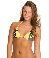 FOX Bandit Triangle Bikini Top