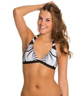 FOX Imperial Fixed Halter Bikini Top