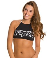 FOX Ace High Neck Halter Bikini Top