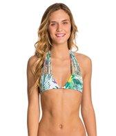 Stone Fox Swim Balihai Natasha Strappy Triangle Bikini Top