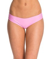 Stone Fox Swim Solid Jessie Cheeky Bikini Bottom