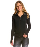 MPG Reflection Zip Front Long Sleeve Jacket