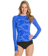 Oakley Women's Prism Break Rashguard Long Sleeve w/ Cuff