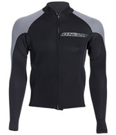 O'Neill Men's 2MM Superlite Front Zip Long Sleeve Wetsuit Jacket
