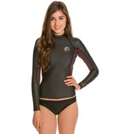 O'Neill Women's 2MM Bahia Long Sleeve Pullover Wetsuit Jacket