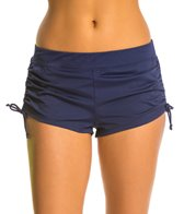 Nautica H2O Active Hold the Line Side Shirred Short