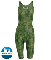 Jaked J11 Water Zero Printed Steel Limited Edition Kneeskin Tech Suit