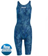 Jaked J11 Water Zero Printed Steel Limited Edition Kneeskin Tech Suit Swimsuit