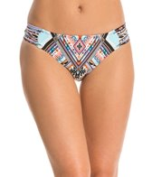 Kenneth Cole Placement to Be Sash Tab Bikini Bottom