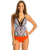 Kenneth Cole Placement To Be Push up Tankini