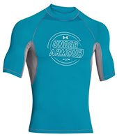 Under Armour Men's Ames Short Sleeve Rashguard