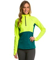 Brooks Women's Drift Windproof 1/2 Zip Pullover