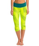 Brooks Women's Greenlight Reversible Printed Capri SE