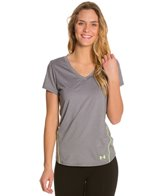 Under Armour Women's Iso-Chill Remi Short Sleeve Shirt