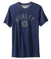 Hurley Men's Department Dri-Fit Short Sleeve Tee