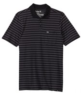 Hurley Men's Stitches Dri-Fit S/S Polo Shirt