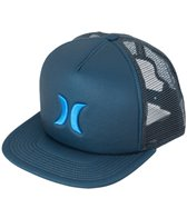 Hurley Men's Blocked Trucker Hat