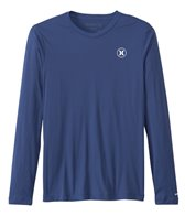 Hurley Men's Dri-Fit Icon Long Sleeve Surf Tee