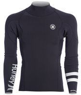 Hurley Men's Fusion 101 Long Sleeve Pullover Wetsuit Jacket