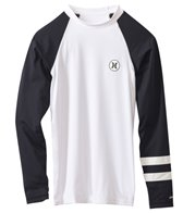 Hurley Men's Icon L/S Rashguard