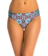 Kenneth Cole Reaction Tile it up Sash Tab Bikini Bottom