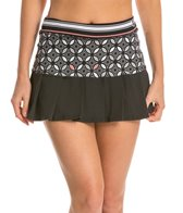 Trina Turk Bal Harbour Tennis/Running Skirt