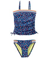 Gossip Girl Polka Dot It Tankini Two Piece (7yrs-16yrs)