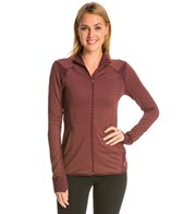 Asics Women's Fit-Sana Jacquard Full Zip Jacket