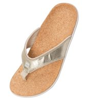 Spenco Women's Yumi Metallic Sandal