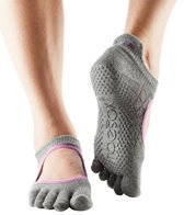 Toesox Bellarina Full-Toe Grip Socks