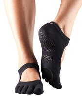 Toesox Plie Full-Toe Yoga & Grip Socks