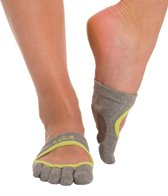 Toesox Releve Full-Toe Yoga Grip Socks