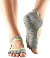 Toesox Bellarina Half-Toe Grip Socks