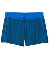 Sauvage Designer Stripes Retro Tie Boardshort
