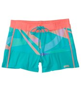 Sauvage Miami Collection Art Deco Tie Boardshort