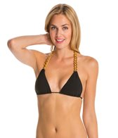Sauvage Bella Gold Chain Triangle Top